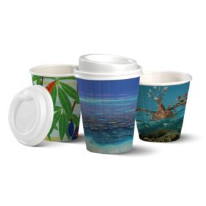 art series cups and lids